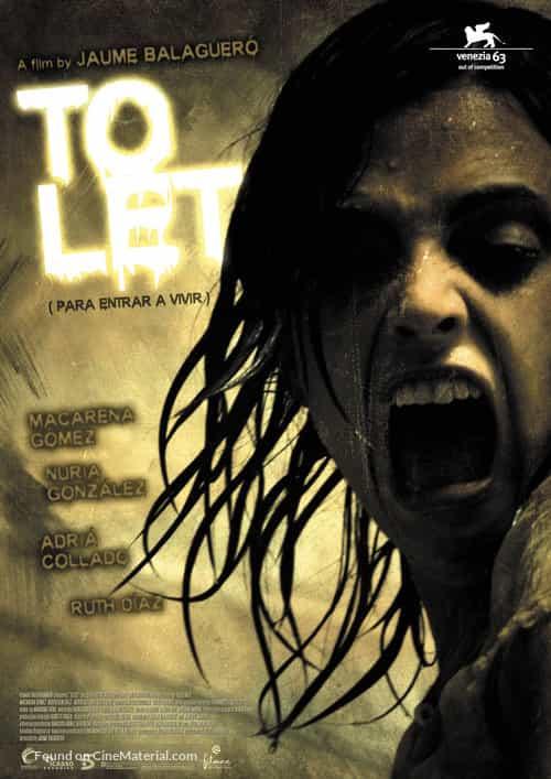 Peliculas para no dormir para entrar a vivir spanish movie poster