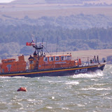 The ALB in Poole Harbour. 3 August 2014.  Photo credit: Dave Riley