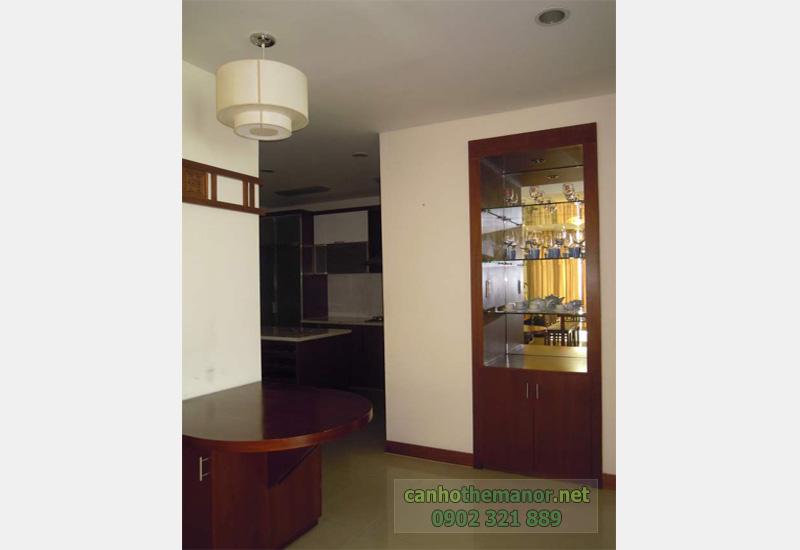 căn hộ bán tại The manor 1 - Nguyễn Hữu Cảnh bình thạnh tp HCM