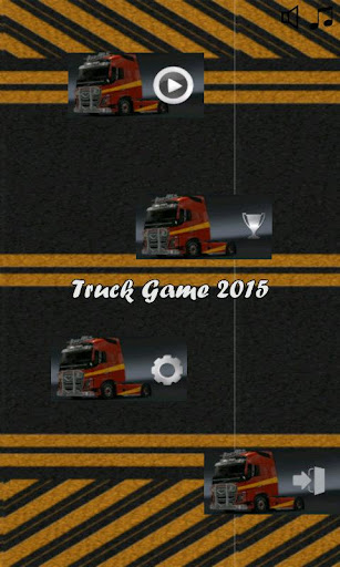 Truck Game 2015