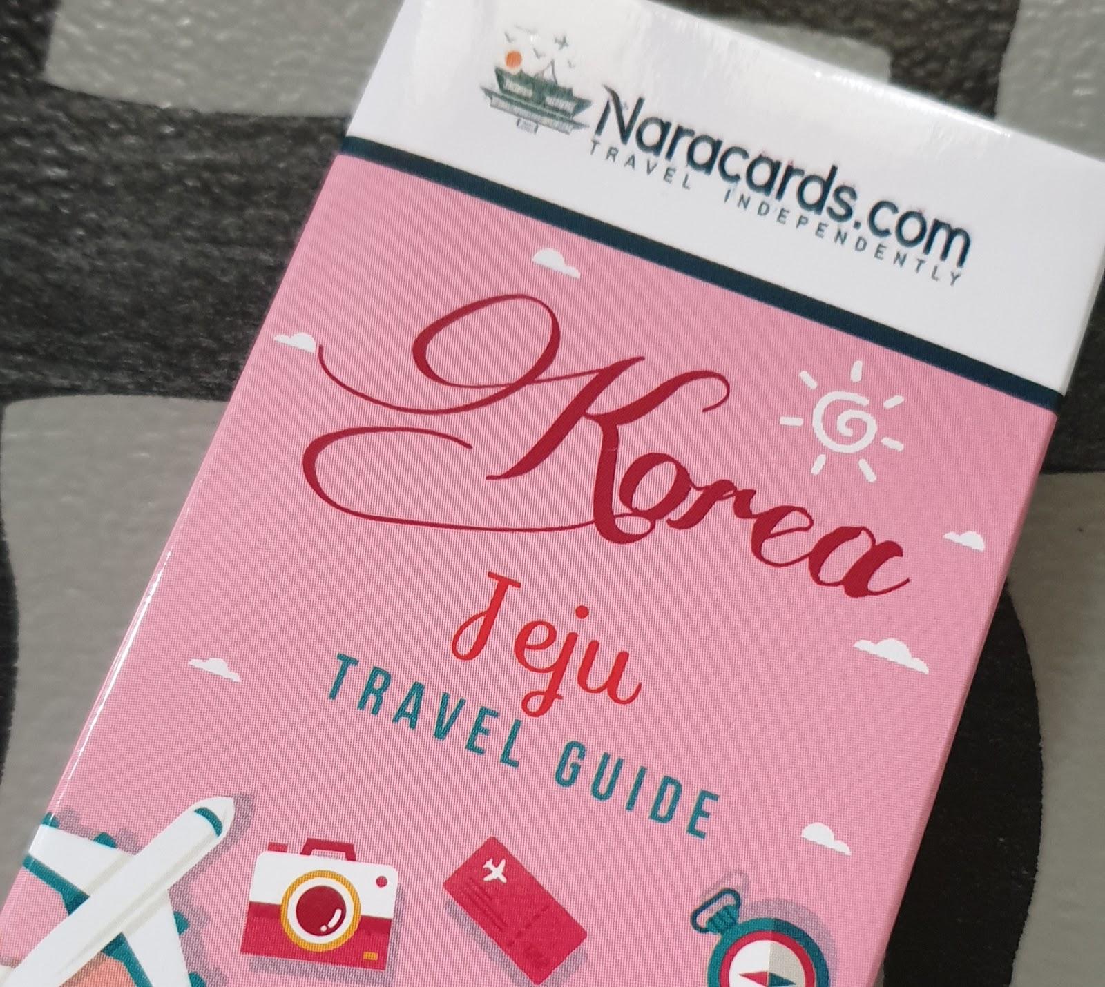 Naracard Memudahkan Perjalanan Anda Ke Korea
