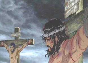 Jesus na Cruz 2