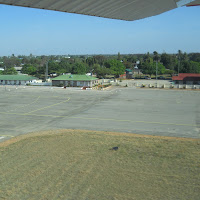 Dodoma Airport from the air.