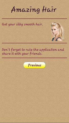 玩健康App 驚くほどの髪のための髪のマスク免費 APP試玩
