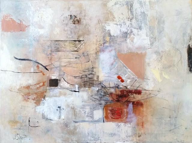 """Balance. 30""""x 40"""" Oil on Canvas"""