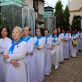 Lễ bổn mạng các Bà Mẹ Công Giáo - 2012