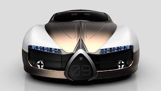 Bugatti Type 57T Concept