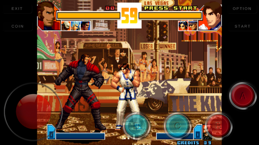 king of fighter 2001 free download for android
