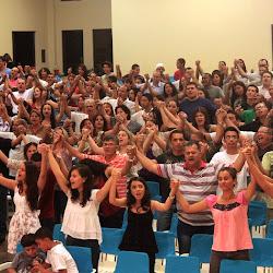 Culto Motivacional CJ 2011