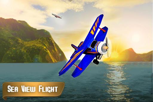 Airplane flight Simulator: Airplane Games 2020 apkpoly screenshots 3