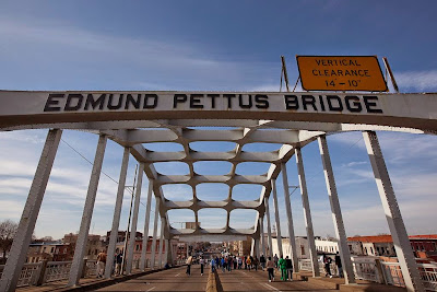 Re-naming the infamous bridge at Selma, Alabama