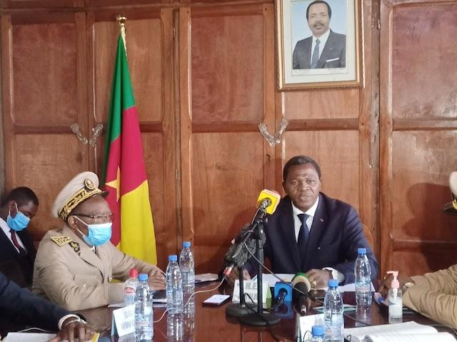 At Regional Security meeting, MINAT Boss says Biya has won war on separatists