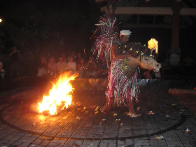 Bali cultural performance