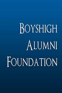 Boys High Alumni Foundation