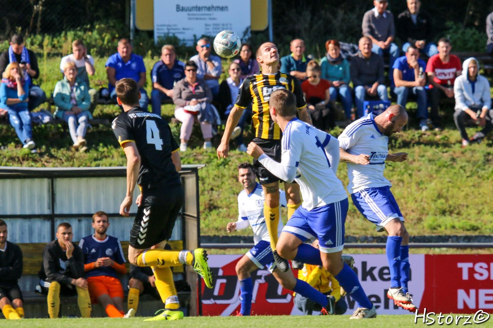 Bezirkspokal FC Neuenburg – TVK I  2:0 (0:0)
