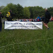 The 7 Hills of Edinburgh