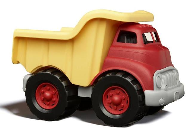 Contenido de Green Toys® Camión Dumper