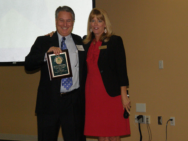 Cary Kleinfield, Volunteer of the Year 2012- Lee County