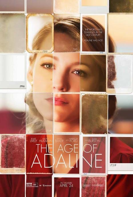 Το μυστικό της Ανταλάιν (The Age Of Adaline) Poster