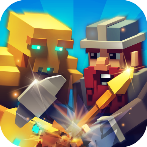Miner Clicker: Idle Adventure of Heroes & Crafting