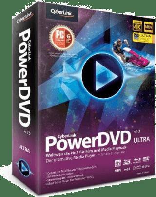 Cyberlink PowerDVD 13 Ultra Retail Box