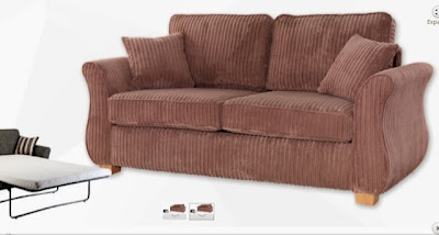 The Rochester Sofabed from Newman & Bright