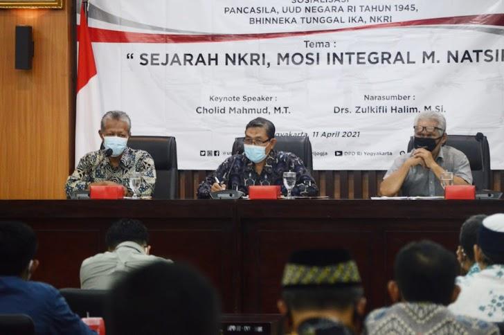 Mengenal M. Natsir, Sosok Penyelamat NKRI Dari Sosialisasi 4 Pilar