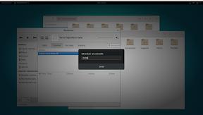 Primeros pasos con GNOME Shell. Hacia la productividad. Ejecutando órdenes.