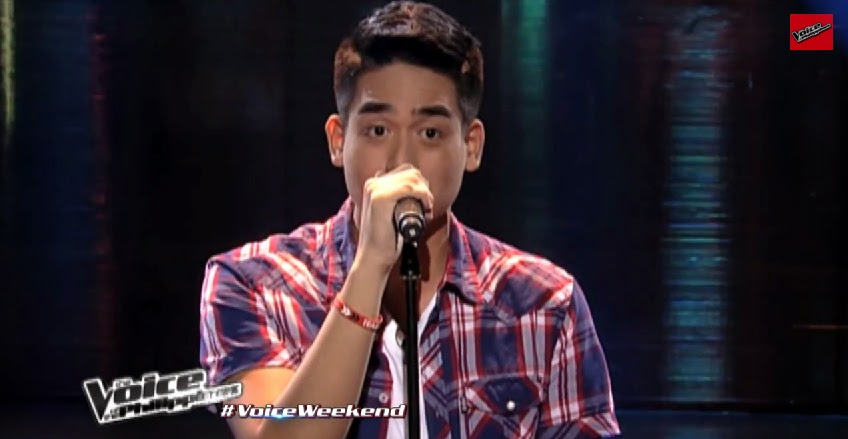 Jem Cubil Use Somebody The Voice Philippines