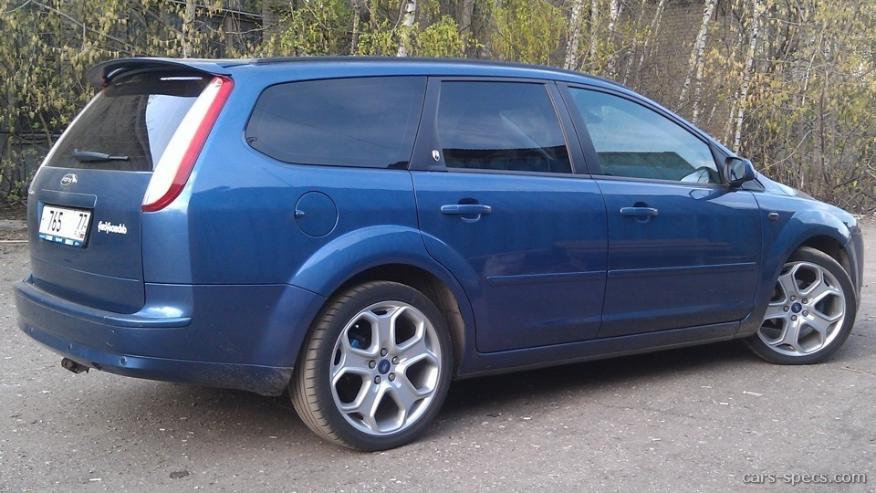 2006 ford focus wagon specifications pictures prices. Black Bedroom Furniture Sets. Home Design Ideas