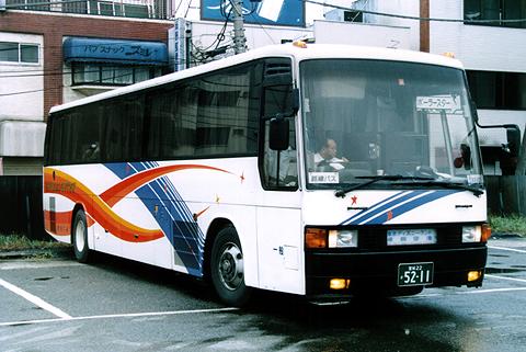 宮城交通「ポーラースター」 5211