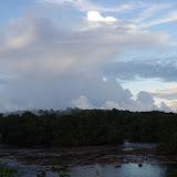 Saut Athanase après la pluie, 6 novembre 2012. Photo : J.-M. Gayman