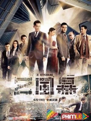 Phim Điệp Vụ Tối Mật - Z Storm 2014 (2014)