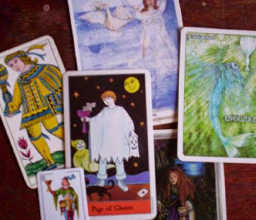 Minor Arcana Royalty