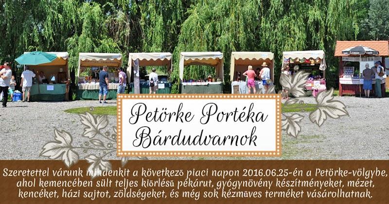 Petörke Portéka 2016.06.25