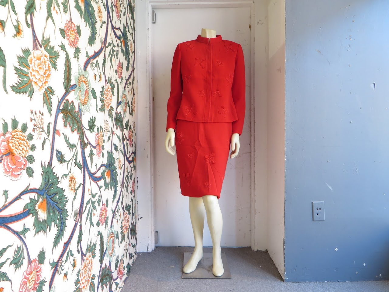 Vintage Bill Blass Skirt Suit