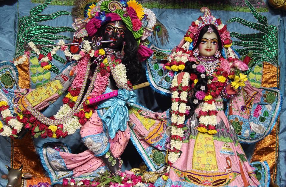 ISKCON Delhi  Deity Darshan 14 June  2016 (1)