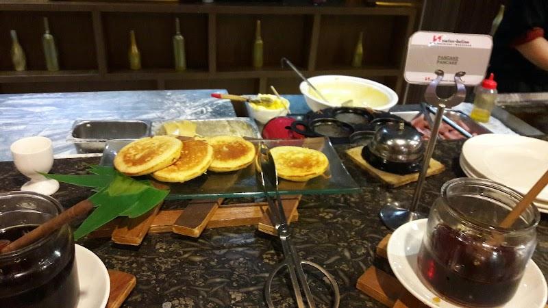 Breakfast Gratis di Swiss-Bellinn Panakukkang Makassar