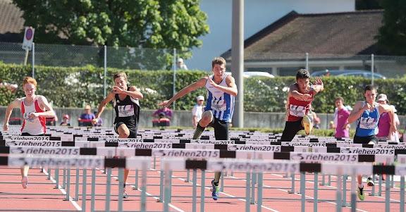 Schweizer Meisterschaften U20/U23 in Basel und U16/U18 in Riehen