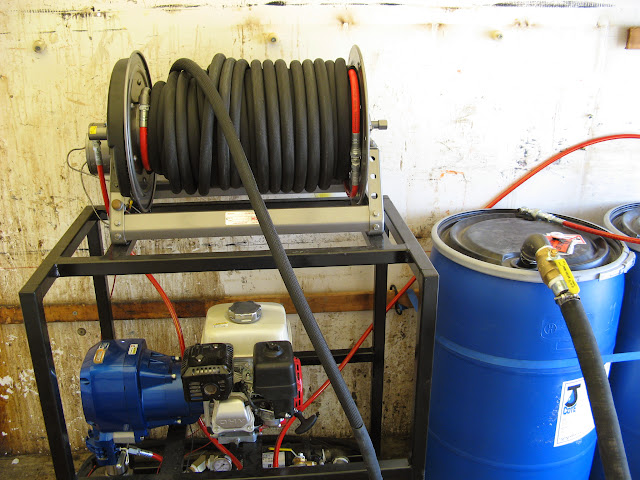 E-Z Sprayer Foundation Waterproofing Unit - Applied Technologies