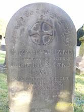 Photo: 30-Elizabeth Jane, daughter of Richard & Jane Lewis, died February 12th 1870, aged 8 weeks