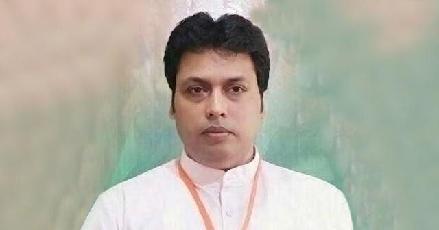 BJP's Biplab Kumar Deb will be the next chief minister of Tripura