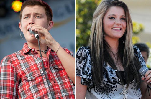 Scotty McCreery quer gravar dueto com Lauren Alaina em seu CD