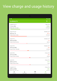 Accu​Battery Screenshot