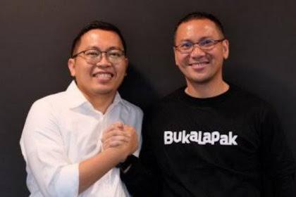 CEO Baru Bukalapak Muhammad Rachmat Kaimuddin