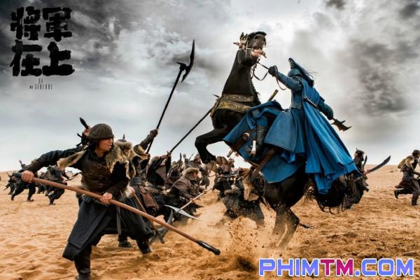 Tướng Quân Tại Thượng: Vui nhộn và bớt nhảm nhí hơn Thái Tử Phi Thăng Chức Ký - Ảnh 12.