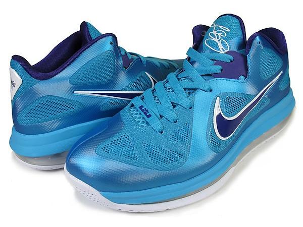 e0e28e93c177 Additional Look at Nike LeBron 9 Low 8220Summit Lake Hornets8221 ...