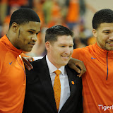 Clemson vs Boston College (Senior Night) Photos