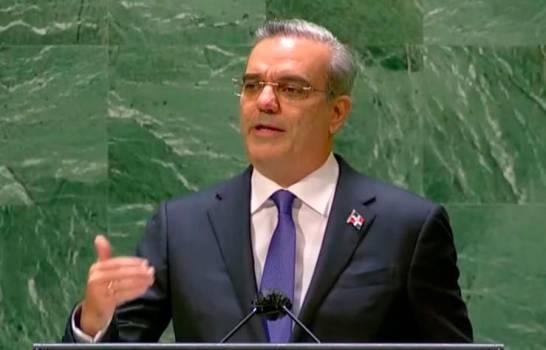 Ante la ONU, Abinader solicita a países grandes canalizar fondos que otorgó el FMI a los menos pudientes