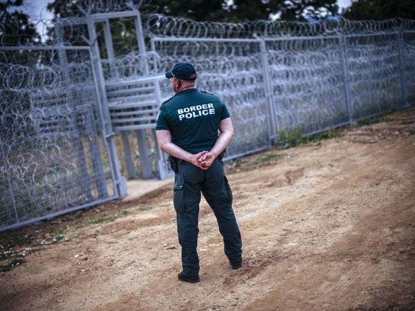 Bulgaria, rete confine